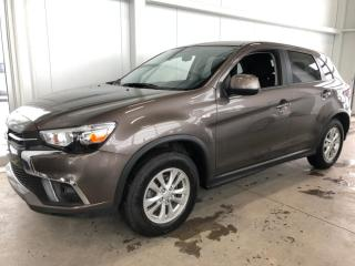 Used 2019 Mitsubishi RVR SE AWD APPLECAR CAMERA RECUL SIEGES CHAUFFANTS 148HP for sale in St-Nicolas, QC