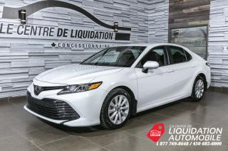 Used 2018 Toyota Camry LE for sale in Laval, QC