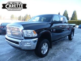 Used 2010 Dodge Ram 2500 Laramie 4x4 cuir-toit-gps for sale in East broughton, QC
