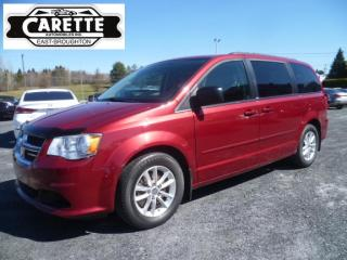 Used 2014 Dodge Grand Caravan Sxt Stow N' Go for sale in East broughton, QC