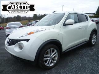Used 2012 Nissan Juke Sl  cuir-toit-gps for sale in East broughton, QC