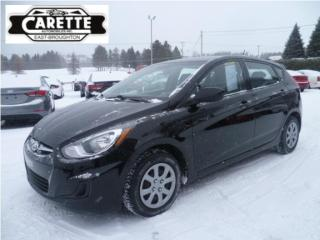 Used 2014 Hyundai Accent GL for sale in East broughton, QC