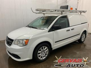 Used 2014 Dodge Grand Caravan C/V CARGO COMPARTIMENT ET RACK DE TOIT for sale in Trois-Rivières, QC