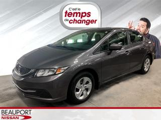 Used 2015 Honda Civic LX BERLINE ***AUTOMATIQUE*** for sale in Beauport, QC