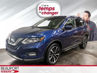 Used 2017 Nissan Rogue SL AWD PLATINUM ***19 000 KM*** for sale in Beauport, QC