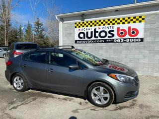 Used 2016 Kia Forte MANUELLE for sale in Laval, QC