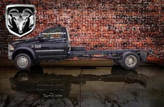 Used 2015 RAM 5500 ST for sale in Red Deer, AB