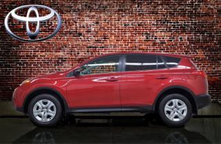 Used 2015 Toyota RAV4 LE for sale in Red Deer, AB