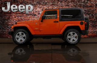 Used 2012 Jeep Wrangler Sahara for sale in Red Deer, AB