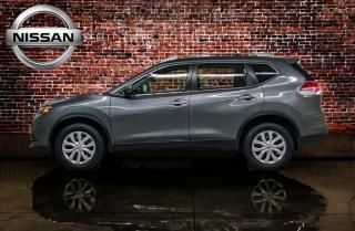 Used 2014 Nissan Rogue S for sale in Red Deer, AB