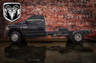 Used 2018 RAM 3500 Chassis ST for sale in Red Deer, AB