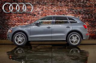 Used 2015 Audi Q5 2.0T Progressiv for sale in Red Deer, AB