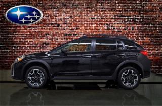 Used 2017 Subaru XV Crosstrek Limited for sale in Red Deer, AB