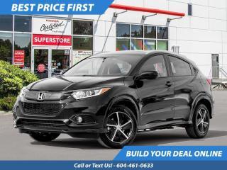 New 2020 Honda HR-V Sport for sale in Port Moody, BC