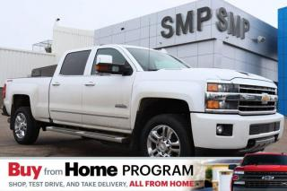 Used 2019 Chevrolet Silverado 2500 HD High Country - Heated/Cooled Leather, Nav, Sunroof for sale in Saskatoon, SK