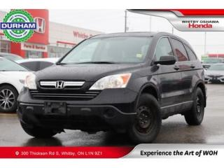 Used 2009 Honda CR-V 2WD 5DR EX for sale in Whitby, ON