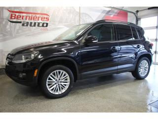 Used 2016 Volkswagen Tiguan SPECIAL EDITION 2.0T 4MOTION AT for sale in Lévis, QC
