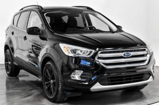 Used 2017 Ford Escape SE AWD A/C MAGS GROS ECRAN CAMERA DE REC for sale in St-Hubert, QC