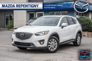Used 2016 Mazda CX-5 AWD 4dr Auto GS - Camera - Bluetooth - Navigation for sale in Repentigny, QC