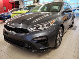 Used 2019 Kia Forte *EX*SIÈGES CHAUFF*AIR*CRUISE* for sale in Québec, QC