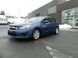 Used 2013 Subaru Impreza 5 PORTES GR. ELEC. A/C, 44$/sem tx inc. for sale in St-Georges, QC