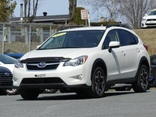 Used 2015 Subaru XV Crosstrek AWD 2.0i TOURING, 84$/sem taxes inc. for sale in St-Georges, QC