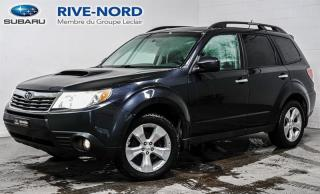 Used 2010 Subaru Forester XT Limited GARANTIE 1 AN for sale in Boisbriand, QC