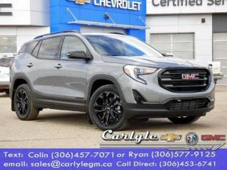 New 2020 GMC Terrain SLT for sale in Carlyle, SK