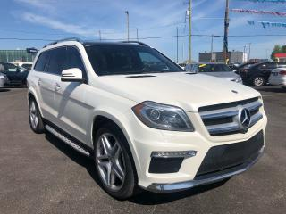 Used 2013 Mercedes-Benz GL-Class GL550*ABSOLUTELY LOADED* for sale in London, ON