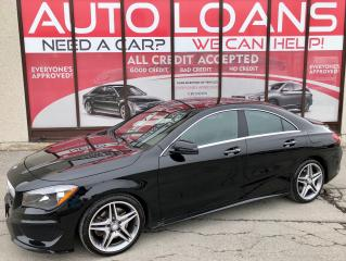 Used 2016 Mercedes-Benz CLA-Class CLA 250 for sale in Scarborough, ON