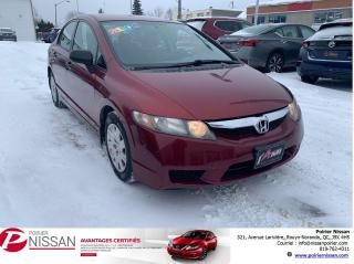 Used 2009 Honda Civic DX for sale in Rouyn-Noranda, QC