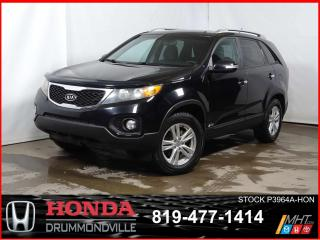Used 2011 Kia Sorento AWD V6  LX+BLUETOOTH+SIEGCHAUFF+REGVIT+MAG for sale in Drummondville, QC