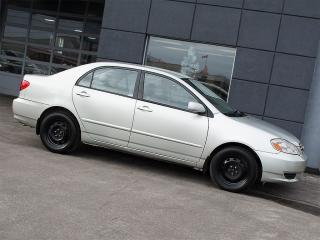 Used 2003 Toyota Corolla LE|ALLOYS|WINTER RIMS AND TIRES|PWR. GROUP|A/C for sale in Toronto, ON