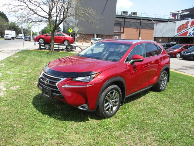 2015 Lexus NX 200t ~ AWD ~ ACCIDENT FREE ~ BACK-UP CAM