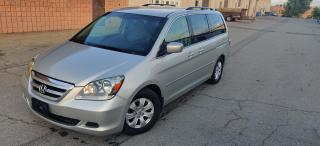 Used 2007 Honda Odyssey EX for sale in Burlington, ON