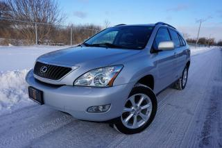 Used 2009 Lexus RX 350 SUPER LOW KM'S / NAVIGATION / STUNNING CONDITION for sale in Etobicoke, ON