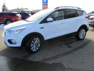 Used 2019 Ford Escape SEL for sale in Wetaskiwin, AB