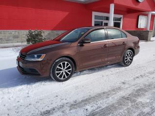 Used 2016 Volkswagen Jetta 1.8T Sport for sale in Cornwall, ON