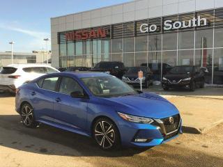 New 2020 Nissan Sentra SR BACK UP CAMERA PUSH START BLUETOOTH for sale in Edmonton, AB