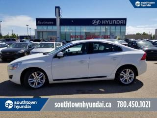 Used 2012 Volvo S60 T6/AWD/BLIND SPOT/HEATED SEATS/SUNROOF for sale in Edmonton, AB