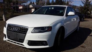 Used 2009 Audi A4 2.0 T SEDAN QUATTRO for sale in West Kelowna, BC