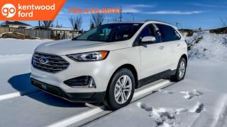 New 2020 Ford Edge SEL 201A AWD 2.0L I4 Ecoboost, Power Heated Seats, Auto Start/Stop, Lane Keeping System, Pre-Collision Assist, Remote Vehicle Start, Reverse Camera System and Reverse Sensing System for sale in Edmonton, AB