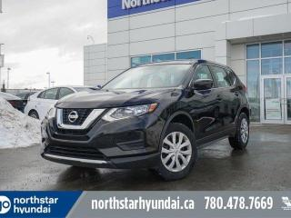 Used 2017 Nissan Rogue S AWD/BLUETOOTH/CRUISE/AC for sale in Edmonton, AB