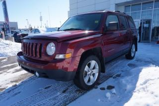 Used 2015 Jeep Patriot NORTH 4X4/BACKUPCAM/HEATEDSEATS/ALLOYS for sale in Edmonton, AB