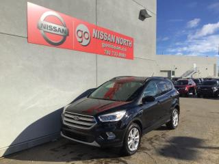 Used 2018 Ford Escape SEL 4dr 4WD Sport Utility for sale in Edmonton, AB