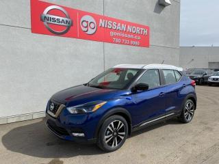 New 2020 Nissan Kicks SR/360 CAM/BOSE AUDIO/LANE DEPARTURE/BLIND SPOT/WINTER TIRES for sale in Edmonton, AB
