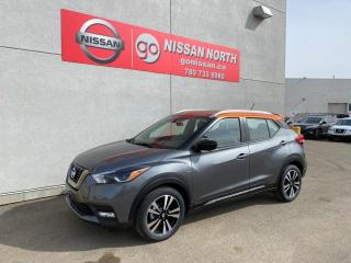 New 2020 Nissan Kicks SR for sale in Edmonton, AB