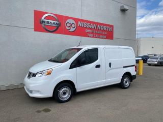 New 2020 Nissan NV200 Compact Cargo S for sale in Edmonton, AB