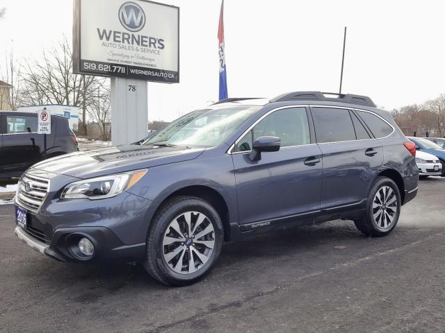 2016 Subaru Outback 2.5i | Leather | Navi