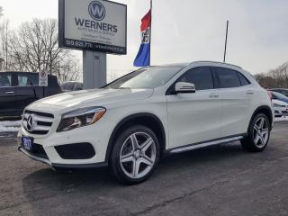 Used 2017 Mercedes-Benz GLA 250 4MATIC for sale in Cambridge, ON